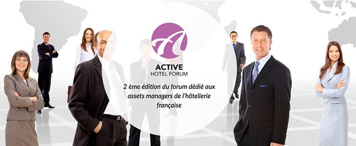 Active Hôtel Forum 2017